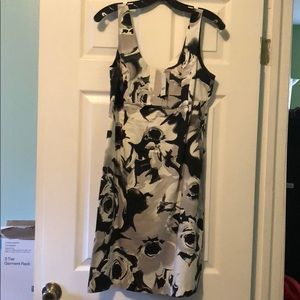New York & Company floral dress NWT